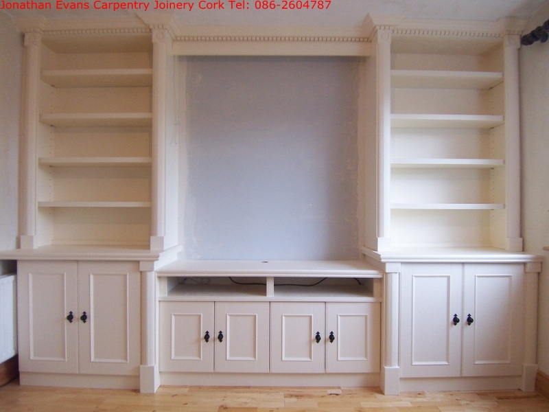 Built-In Units Cork | Carpentry Joinery Ballincollig Cork