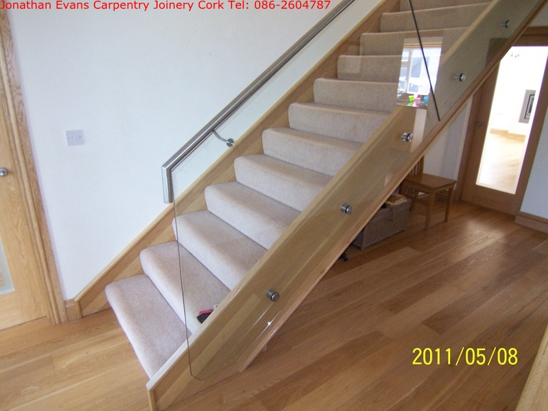 029 1 Stairs Stairscases Cork Tel 0862604787