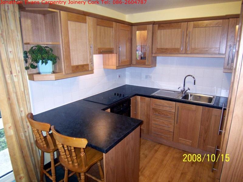 kitchens cork carpentry joinery ballincollig cork. Black Bedroom Furniture Sets. Home Design Ideas