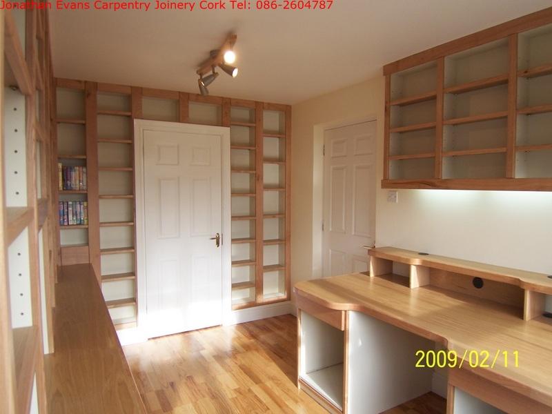 Bespoke Home Office Furniture Cork.