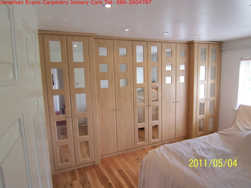 Fitted Wardrobe Furniture Cork Carpentry Joinery