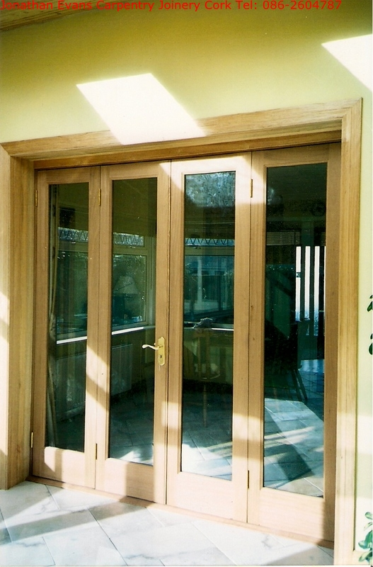 doors and frames cork carpentry joinery ballincollig cork